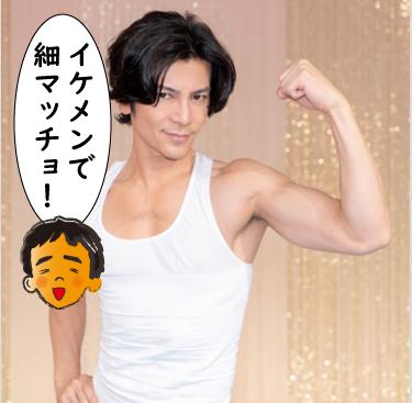 武田真治さん