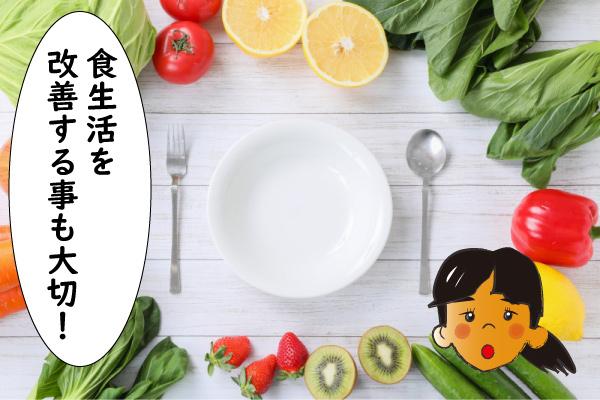 食生活を改善